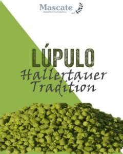 Lúpulo Hallertauer Tradition