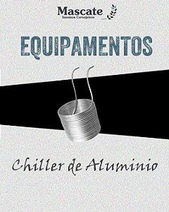 Chiller de Alumínio com Rosca - 9,70m