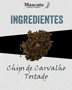 Chips de Carvalho Tostado