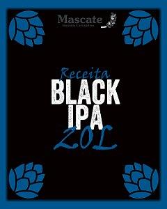 Receita Black IPA - 20L