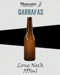 Garrafa Long Neck - 355ml