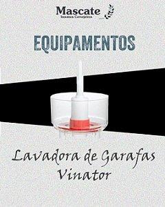 Lavadora de Garrafa Modelo Vinator