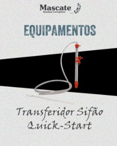 Transferidor Sifão Quick-Start