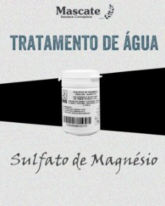 Sulfato de Magnésio