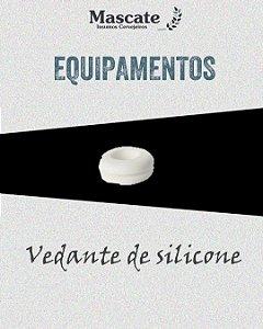 Vedante de Silicone para Balde Fermentador