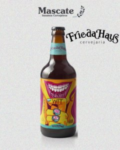 Friedahaus - GengiWit (500ml)