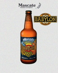 Babylon - German Lager (500ml)