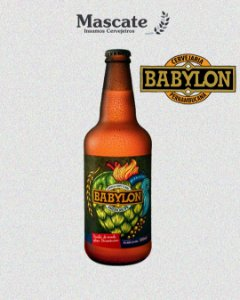 Babylon - American IPA (500ml)
