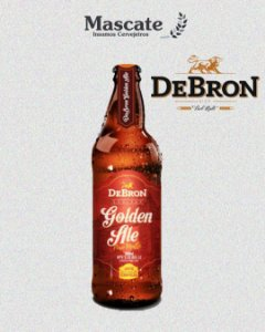 Debron - Golden Ale (500ml)