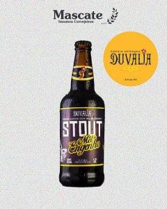 Duvália - Stout com mel de engenho (500ml)