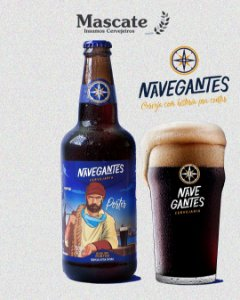 Navegantes - Porter (500ml)