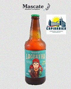 CapibaBier - Lagerthe IPA (500ml)