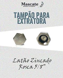 Tampa para Extratora