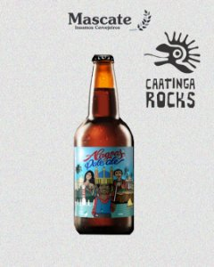 Caatinga Rocks - Alagoas Pale Ale (500ml)