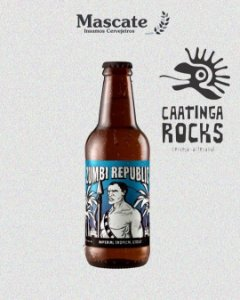 Caatinga Rocks - Zumbi (500ml)