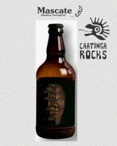 Caatinga Rocks - Zumbi Barrel Aged (500ml)