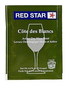 Fermento Red Star Premier Cote Des Blanc