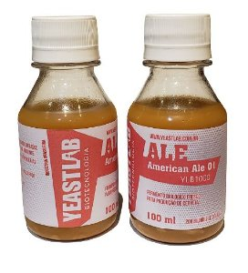 Levedura Yeastlab - American Ale 01 (100ml)