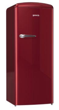 Refrigerador Retrô, 260L, 220V- Gorenje