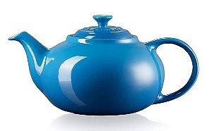 Bule de Cerâmica 1,3 L  Azul Marseille- Lê Creuset