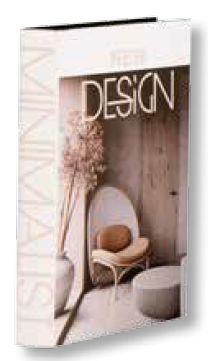 Livro Caixa New Design P - 18X04X24