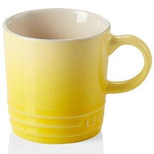 Caneca Cappuccino 200 ml Amarelo Soleil - Le Creuset