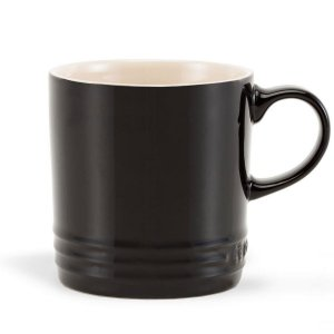 Caneca Cappuccino 200 ml Black Onix - Le Creuset