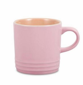 Caneca Café 350 ml Chiffon Pink - Lê Creuset