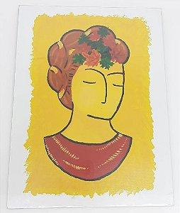 Obra de Arte Frida Outono  - Artista Cristovão CCS.