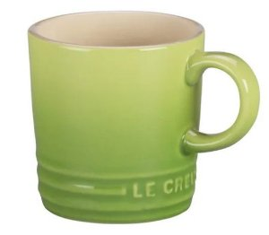 Caneca Cappuccino 200 ml Verde Mug Palm - Le Creuset