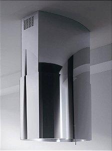 Coifa/Depurador de Ilha CROME EDS 85cm Elica