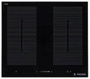 Fogão de mesa Indução - 60 cm - Quatro Zonas com Bridge (extensão das zonas de aquecimento) - Tecno