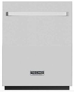 Lava-louças em inox de embutir 14 serviços Original - Tecno