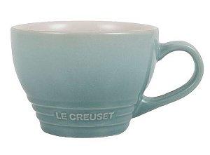Caneca Bistrô 400 ml Sea Salt- Le Creuset