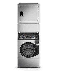 Lavadora e Secadora Conjugada Residencial Speed Queen Inox 10 ,5 Kg - Elétrica - 220V