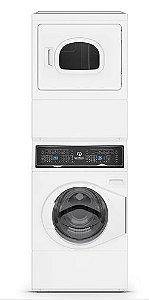 Lavadora e Secadora Conjugada 10,5kg, Branca 220V - Elétrica
