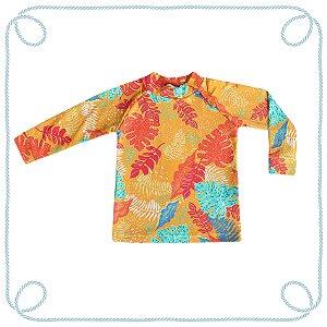 Camiseta Calêndula - manga longa