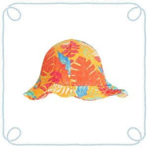 Chapéu infantil - Calêndula