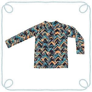 Camiseta Tulipa - manga longa