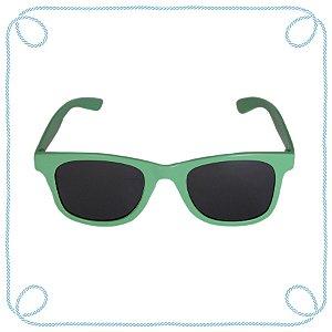 Óculos de sol infantil menta
