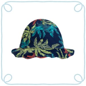 Chapéu infantil - Coqueiros