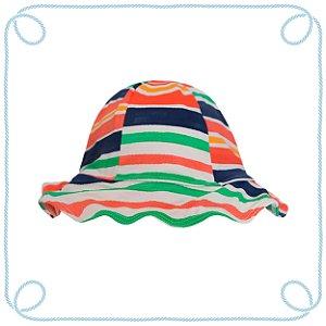 Chapéu infantil - Listras