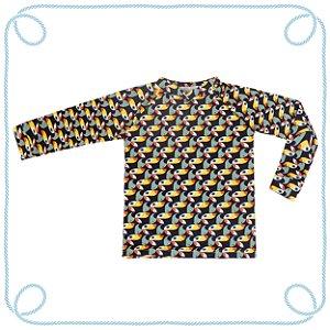 Camiseta Tucano - manga longa