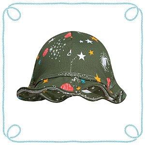 Chapéu infantil - Planetas