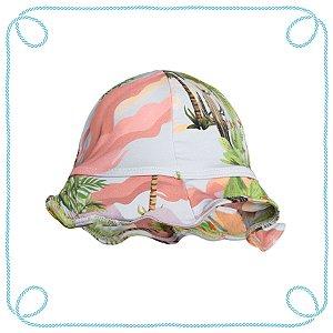 Chapéu infantil - Cactos
