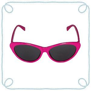 Óculos de sol infantil pink (gatinho)