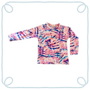 Camiseta Tie Dye (com proteção UV)