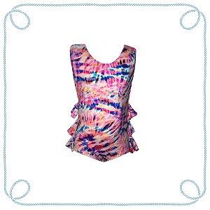 Maiô Camila - Tie Dye