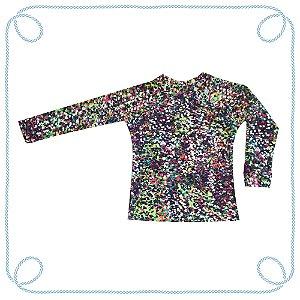 Camiseta Pintinhas (com proteção UV)