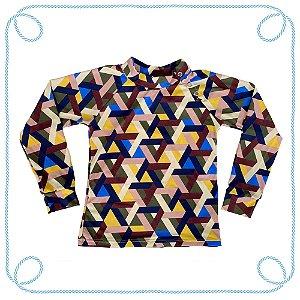 Camiseta infantil com proteção UV - Adoletá